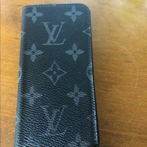Louis Vuitton Folio IPhone cover